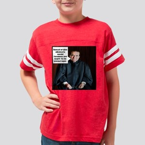SexualOrgiesWt Youth Football Shirt
