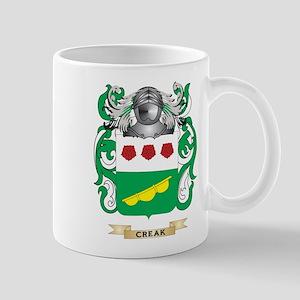 Creak Coat of Arms Mug