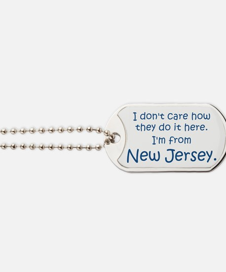 From New Jersey Dog Tags