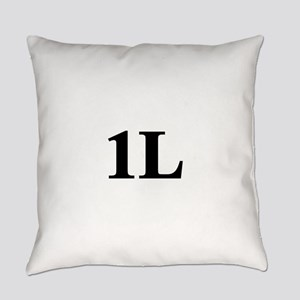 1L, first year law student Everyday Pillow