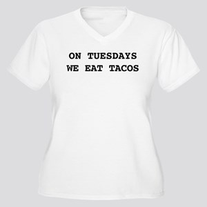 Taco Tuesday Plus Size T-Shirt