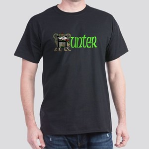 Hunter Celtic Dragon Dark T-Shirt