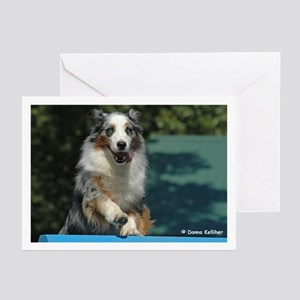 Aussie A-Frame Greeting Cards (Pk of 10)