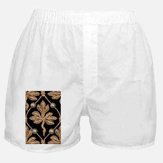 Queen Elizabeth I. Phoenix Portrait Boxer Shorts