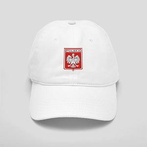 Polska Shield / Poland Shield Cap
