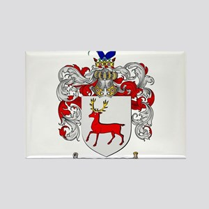 McCarthy Family Crest Rectangle Magnet