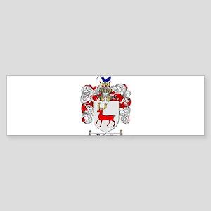 McCarthy Family Crest Sticker (Bumper)