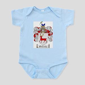 McCarthy Family Crest Infant Bodysuit
