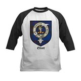 Scottish elliott clan Baseball T-Shirt