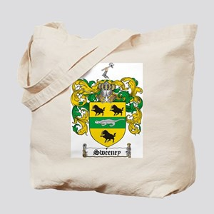 Sweeney family crest gifts cafepress product name tote bag altavistaventures Image collections