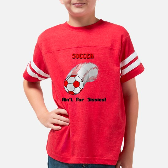notforsissies Youth Football Shirt