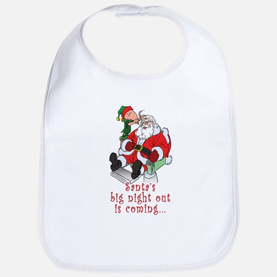 BARBER ELF Bib