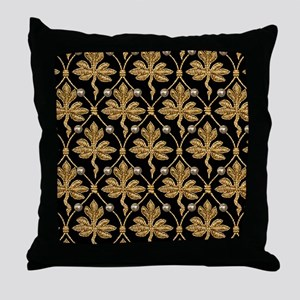 Queen Elizabeth I. Phoenix Portrait Throw Pillow