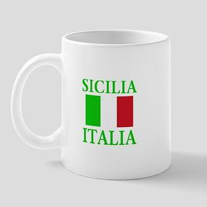 Sicilia, Italia Mug