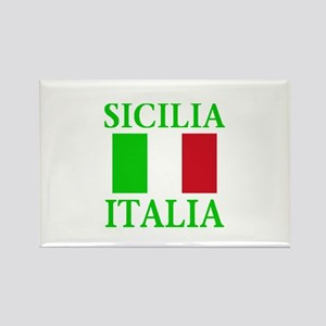 Sicilia, Italia Rectangle Magnet