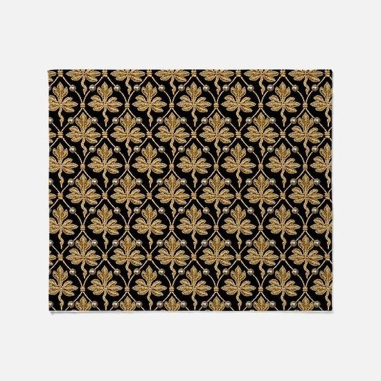 Queen Elizabeth I. Phoenix Portrait Throw Blanket