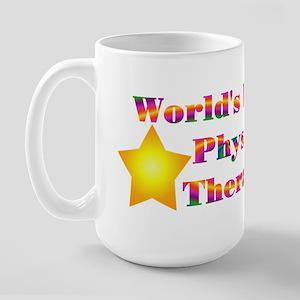 World's Best PT Large Mug