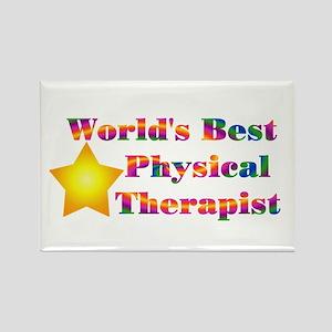 World's Best PT Rectangle Magnet