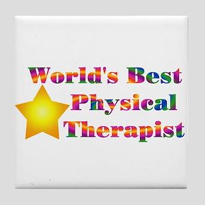 World's Best PT Tile Coaster