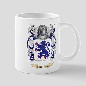Crichton Coat of Arms Mug
