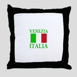 Venezia, Italia Throw Pillow
