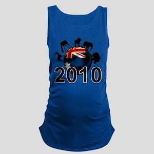Australia World Cup 2010 Maternity Tank Top