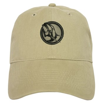 Distressed Wild Elephant Stamp Cap