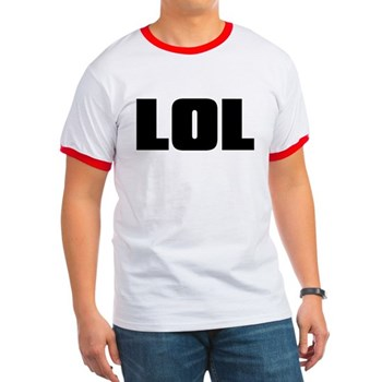 LOL Ringer T-Shirt