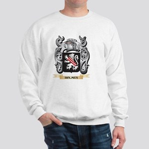 Holmes Coat of Arms - Family Crest Sweatshirt