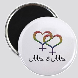 Mrs. and Mrs. Magnet