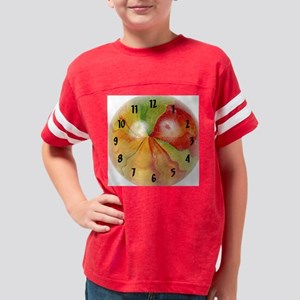 3-marble2 Youth Football Shirt
