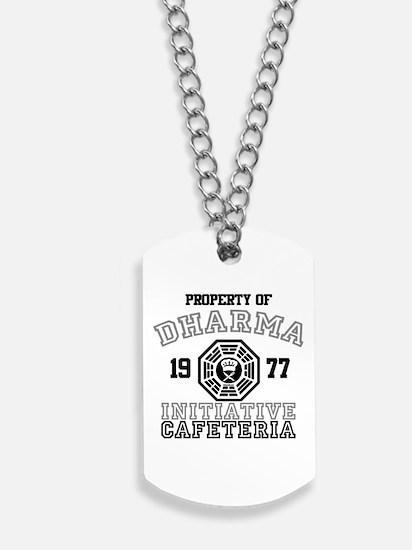 Dharma Initiative - Cafeteria Dog Tags