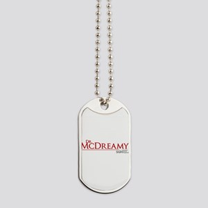 Dr. McDreamy Dog Tags
