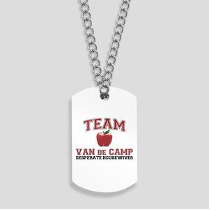 Team Van de Kamp Dog Tags