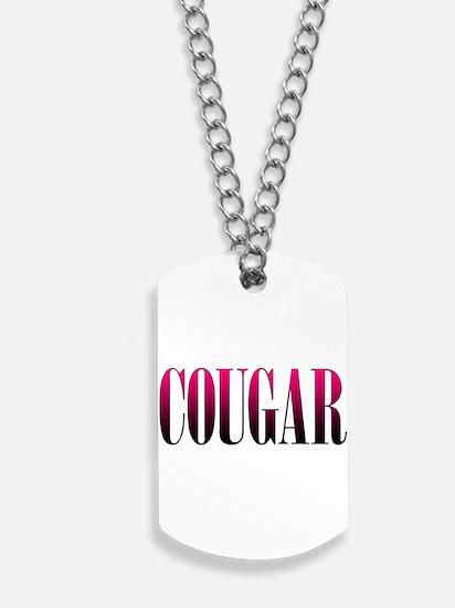 Cougar Dog Tags