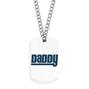 Daddy - Blue Dog Tags