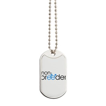 Non-Breeder - Male Dog Tags