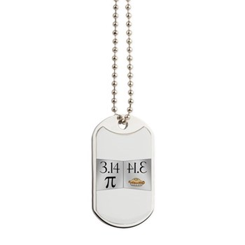 PI 3.14 Reflected as PIE Dog Tags