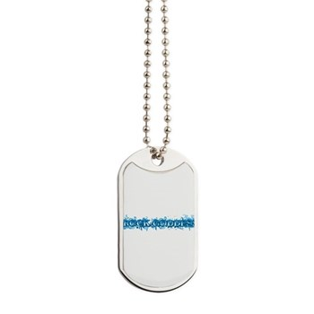 Rock Goddess Dog Tags