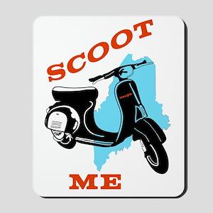 Scoot ME Mousepad