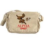 Alpha UMAD? Messenger Bag