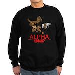 Alpha UMAD? Sweatshirt