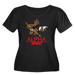 Alpha UMAD? Plus Size T-Shirt