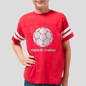 2-vintage Ball copy Youth Football Shirt