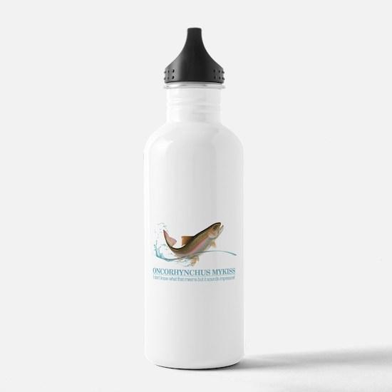 Rainbow Trout (OM) Water Bottle