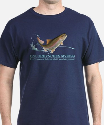 Rainbow Trout (OM) T-Shirt