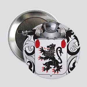 """Crosby Coat of Arms 2.25"""" Button"""