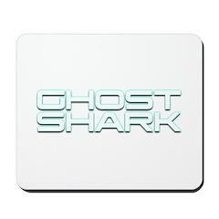 ghostshark Mousepad