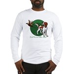 Irish Red and White Setter Long Sleeve T-Shirt