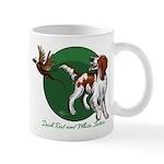 Irish Red and White Setter Mug